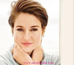 Üçgen Yüzler İçin Saç Modelleri 7