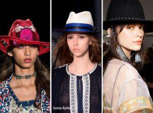 Şapka Modası