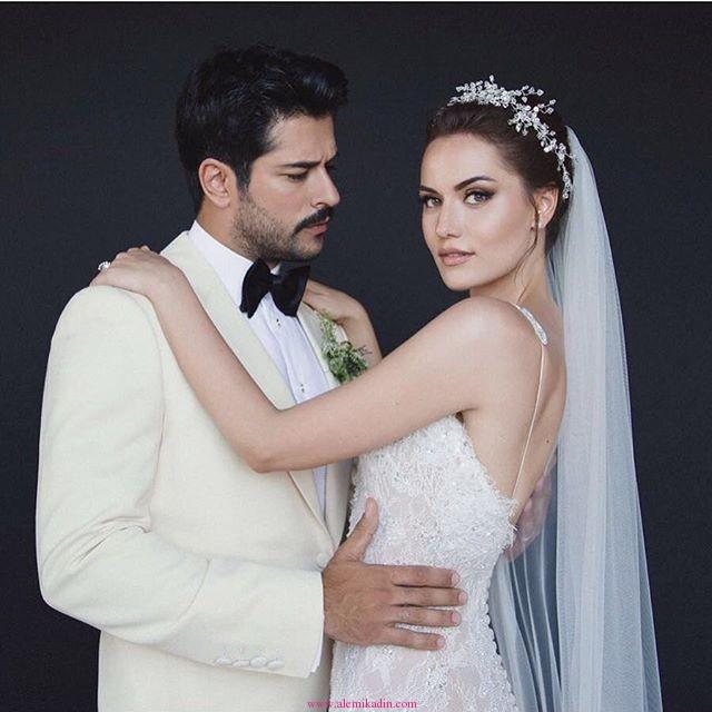 Fahriye-EVCEN-Burak-Özçivit-Düğün-Fotoğrafları