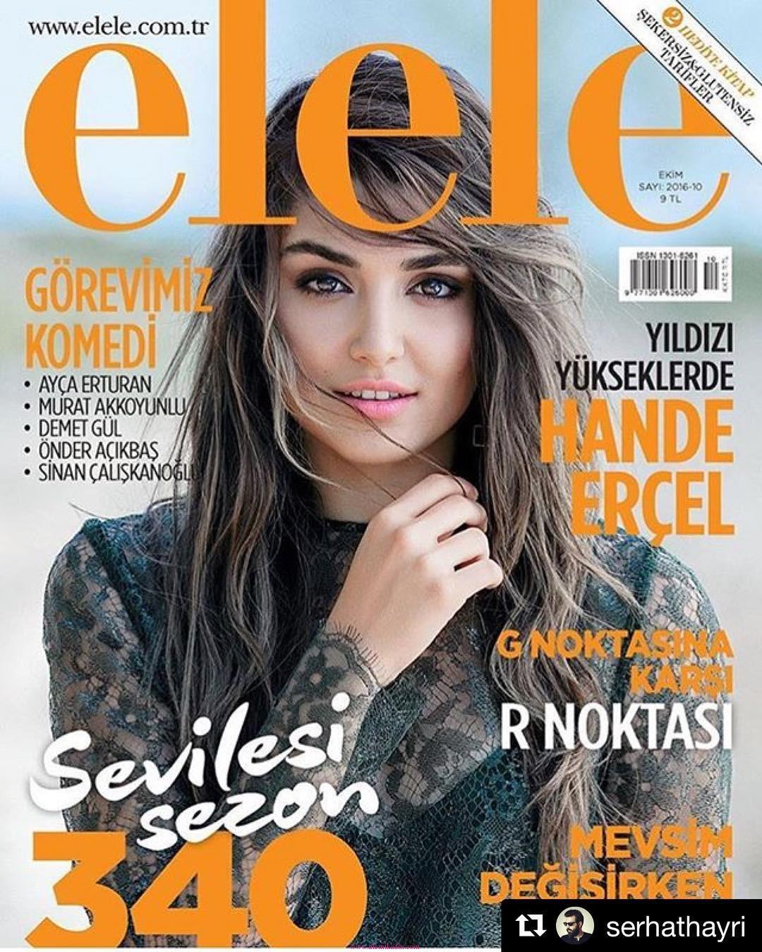 Hande-Erçel-Elele-Dergisi