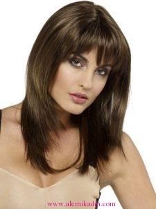 Kahküllü Saç Modelleri 19