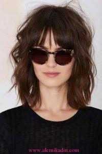 Kahküllü Saç Modelleri 3