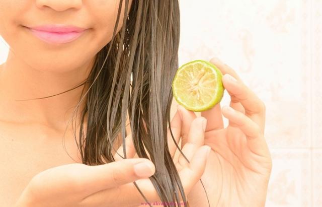 Doğal Limon Maskesi