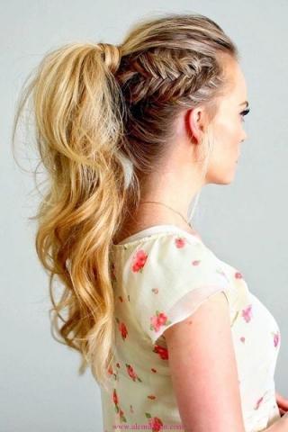 İnce Telli Saçlar İçin Saç Modelleri