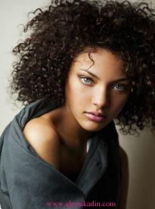 Kıvırcık Saç Modelleri 10