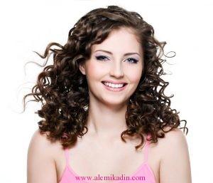 Kıvırcık Saç Modelleri 5
