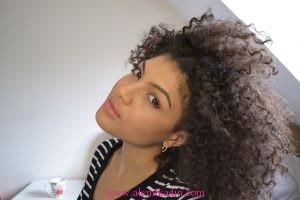Kıvırcık Saç Modelleri 9