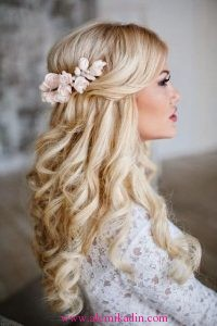 Romantik Saç Modelleri 1