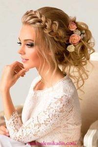 Romantik Saç Modelleri 13