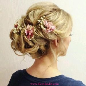 Romantik Saç Modelleri 15