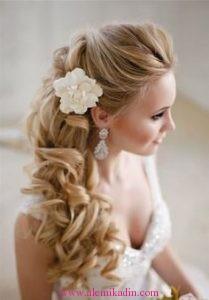 Romantik Saç Modelleri 3
