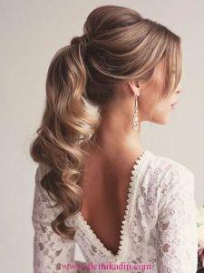 Romantik Saç Modelleri 5