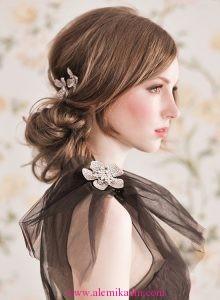 Romantik Saç Modelleri 6