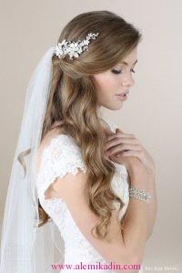Romantik Saç Modelleri 8