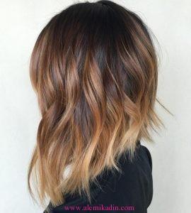 Uzun Bob Saç Stili