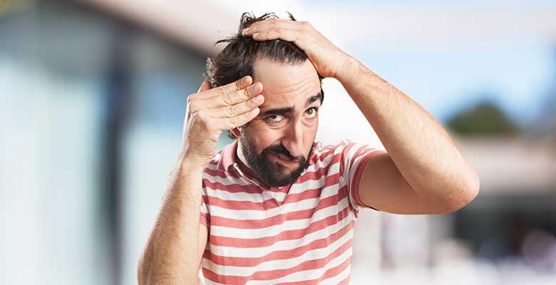 Erkek Tipi Saç Dökülmesi Nedenlerinden Biri Fast Food Beslenme