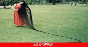 Dünyanın En Uzun Saçı İle Xie Qiuping