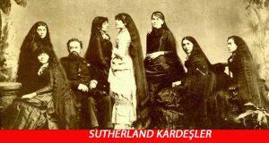 Dünyanın En Uzun Saçı İle Sutherland Kardeşler