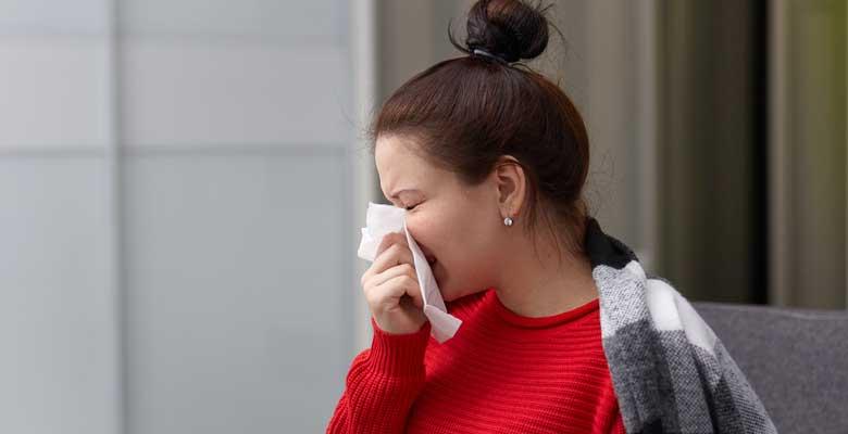 Hamilelerde Grip Belirtileri