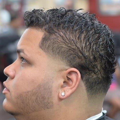 Kıvırcık Erkek Saç Modelleri