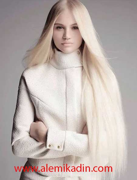 Katmanlı Saç Modelleri